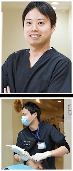 矯正専門歯科医師写真